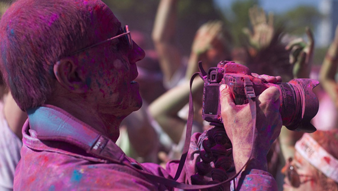 "Follow-Up To Shooting A ""Color Run"" Event – Here's How To Protect Your Kit"