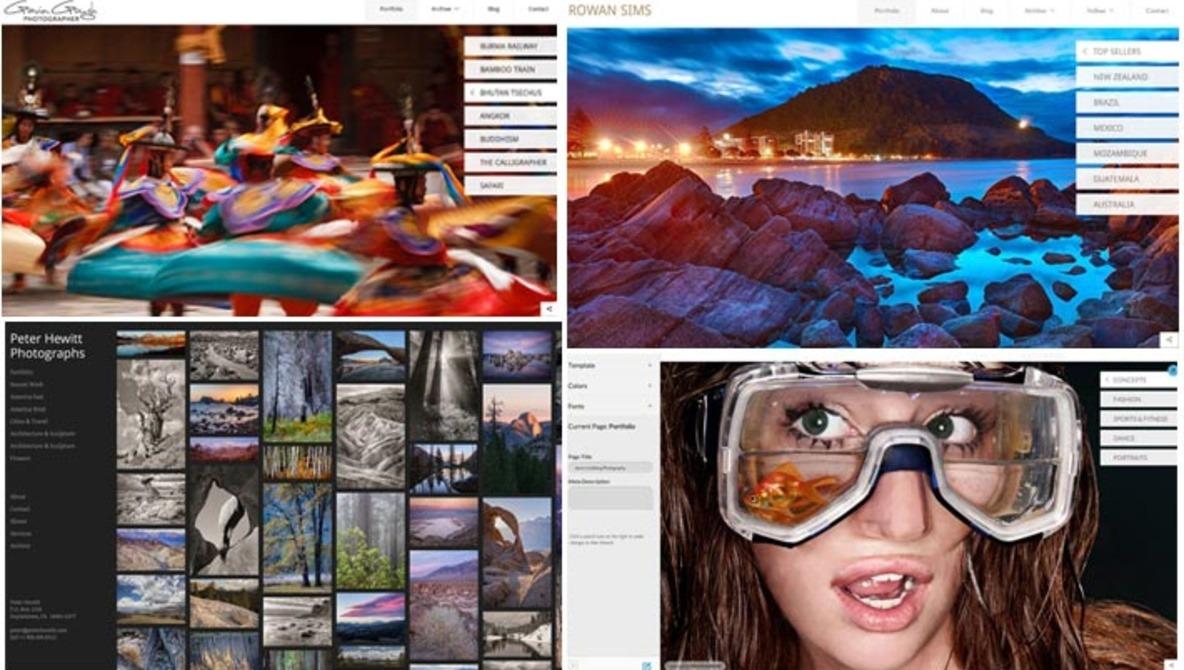 Fstoppers Review PhotoShelter's New Portfolio Websites