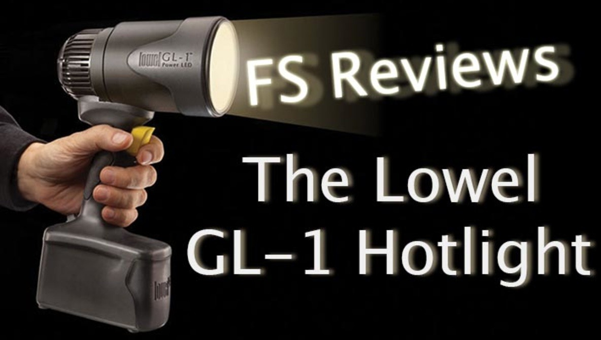 FS Review: How Lowel's GL-1 Hotlight Has Become An Integral Part Of My Lighting Kit