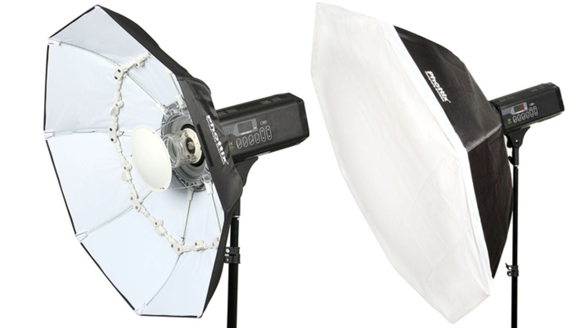 Phottix Brings a Collapsible, Soft Box-Style Beauty Dish to Market