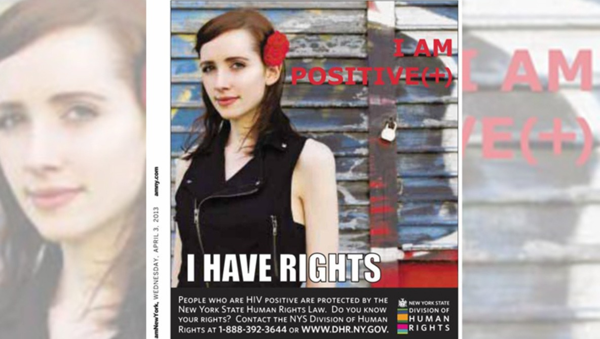 Model Sues Getty Images Over Ad as Poster Child for HIV