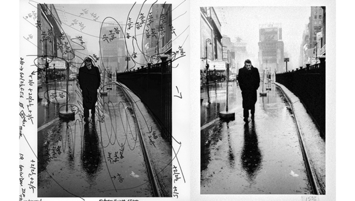 How Photos Were Edited in the Darkroom Days