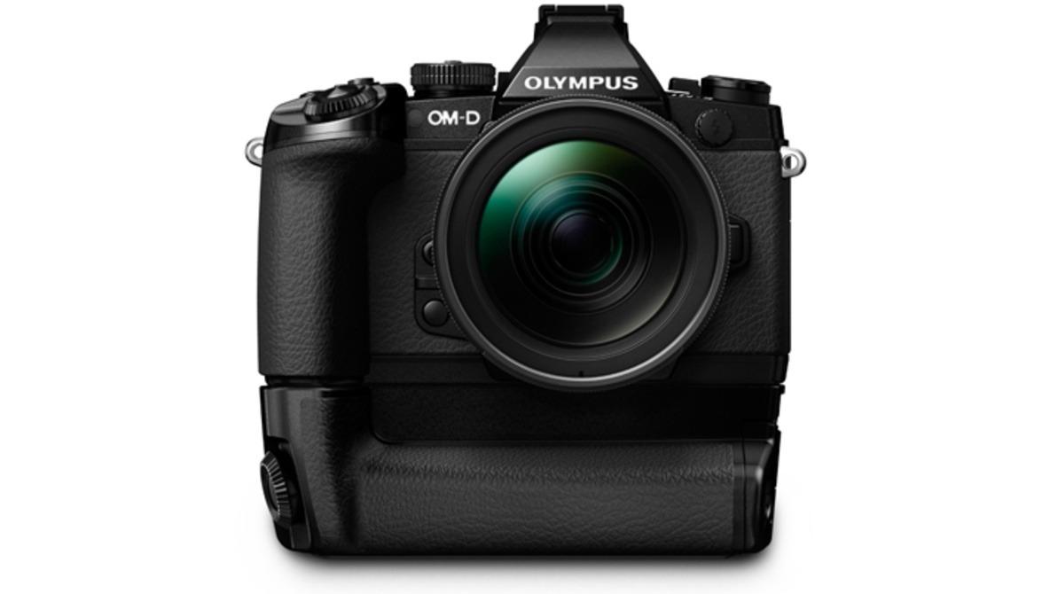Olympus Announces New Flagship Professional DSLR: OM-D E-M1