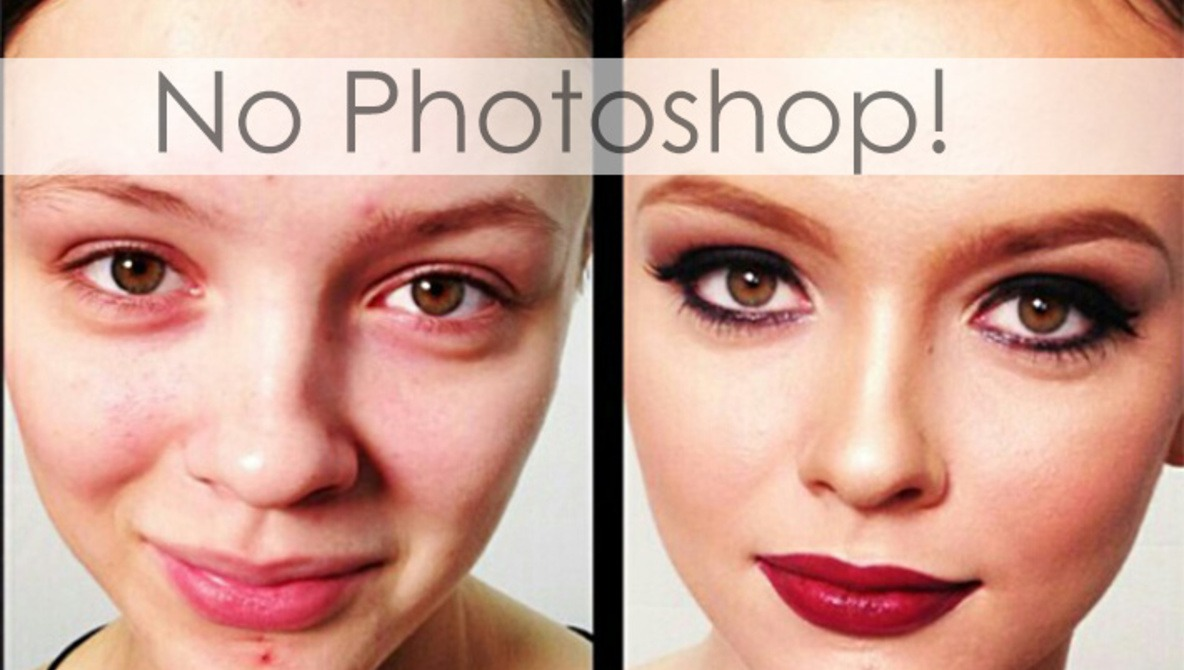 The Staggering and Transformative Power Of Make Up Artists