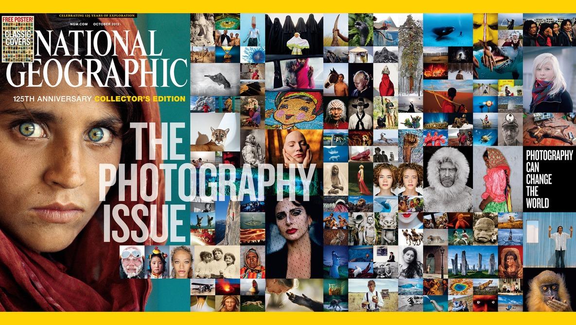 National Geographic Celebrates 125 Year Milestone With 'The Photography Issue'