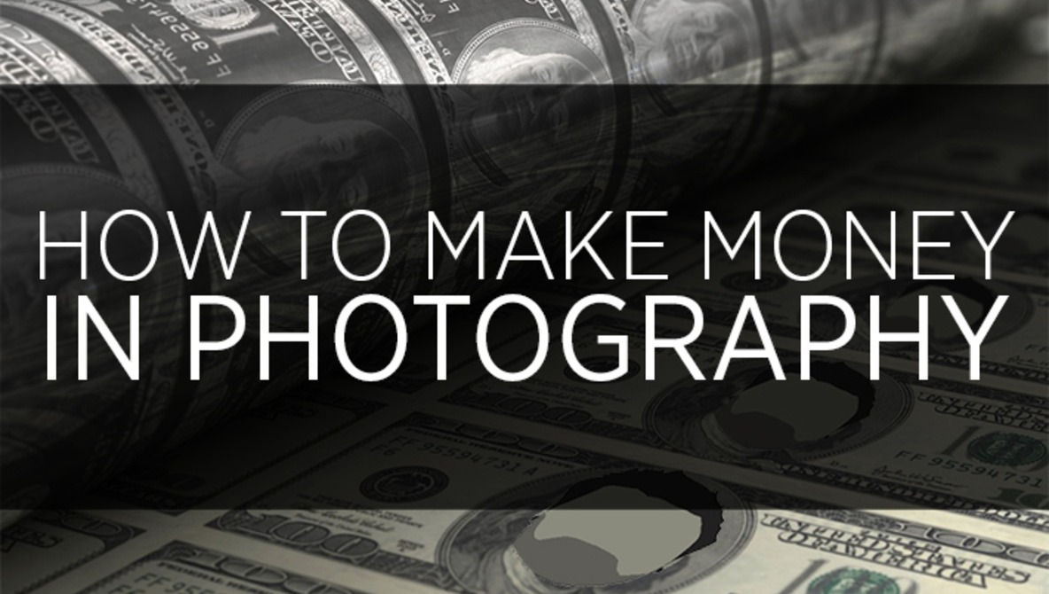Money photography to in how make