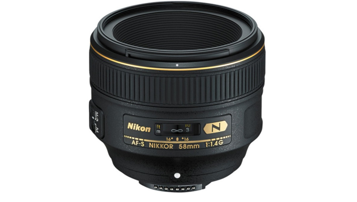 Nikon Unveils the Nikkor 58mm f/1.4G Lens