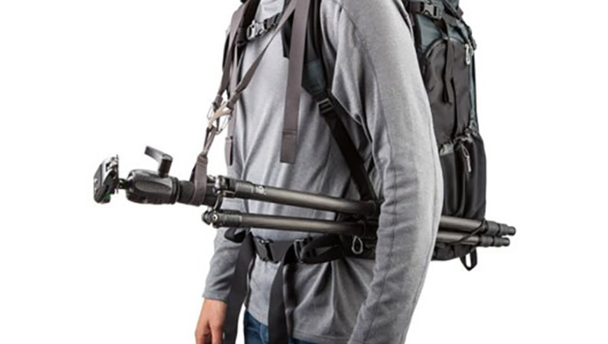 Suspension Kit for Tripod is a Product You'll Probably Never Need