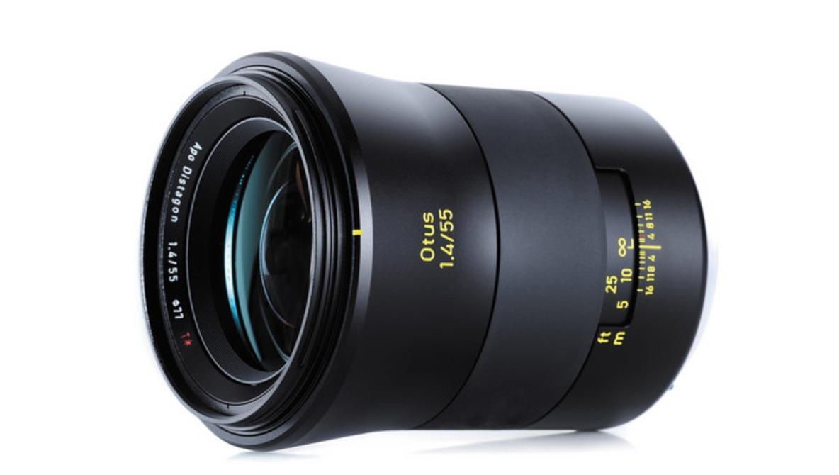 Zeiss Announces the 55mm f/1.4 Otus, A No-Corners-Cut Lens