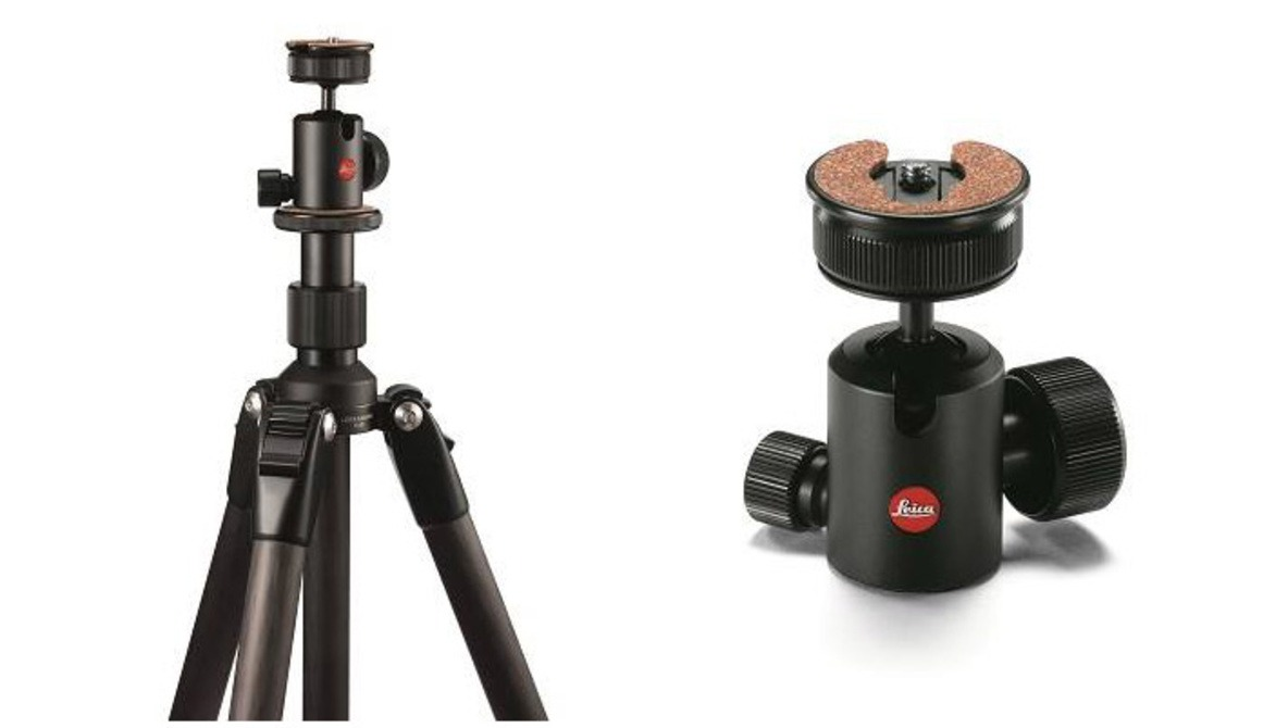 Leica Introduces Tripod, Camera Mounts