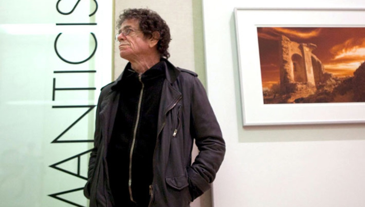 Lou Reed, the Unexpected Landscape Photographer