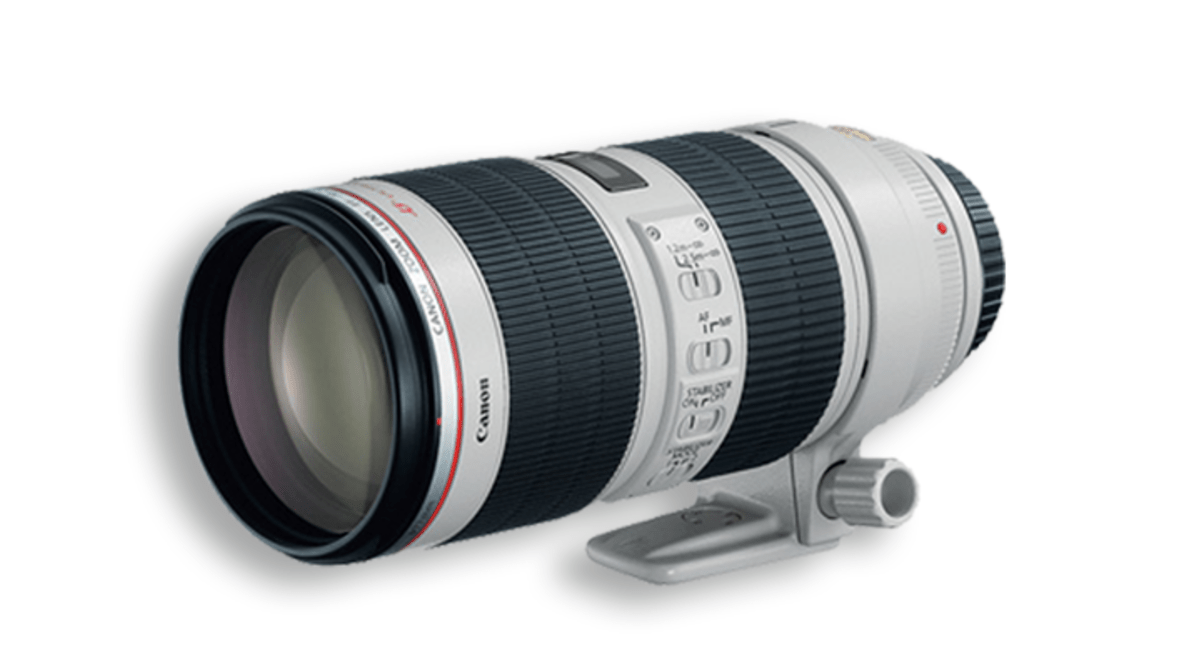 Extremely Low Price on Canon EF 70-200mm f/2.8L IS II