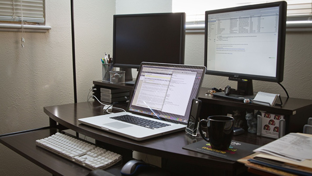 your home office. Tips For Setting Up Your Home Office Without Breaking The Bank O