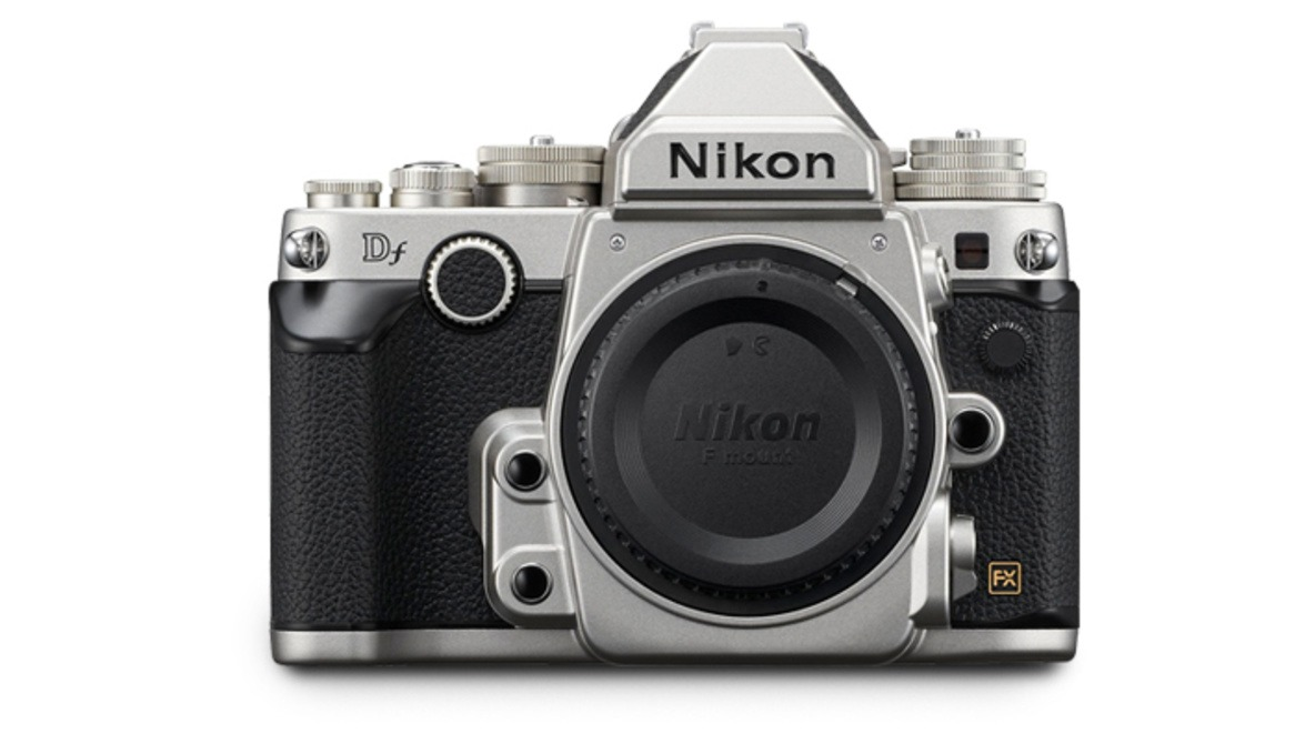 It's Official, the Df is Nikon's Latest Full Frame DSLR