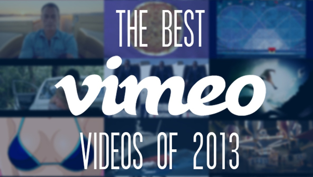 The Best Vimeo Videos of 2013 (As Chosen By Vimeo Staff)