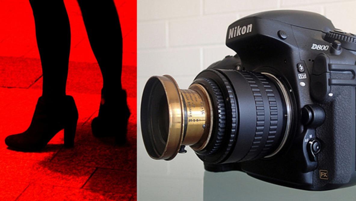 Photographer Simulates Vintage Lenses Through Modern DSLR