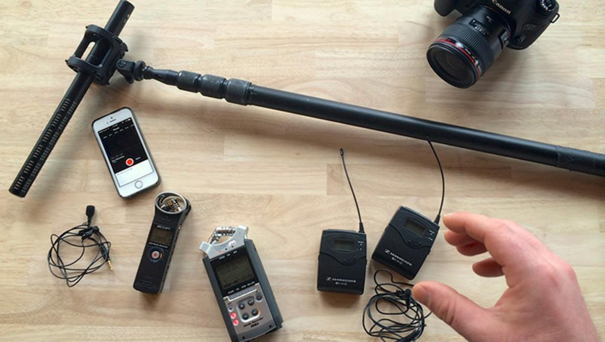 Wistia Team Talks Video-Making Nitty Gritty: Choosing a Microphone