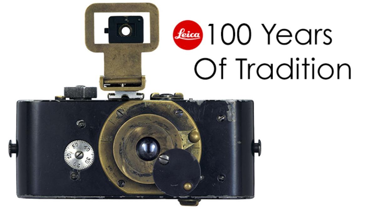 Leica Celebrates A Centenary of Camera Craftsmanship