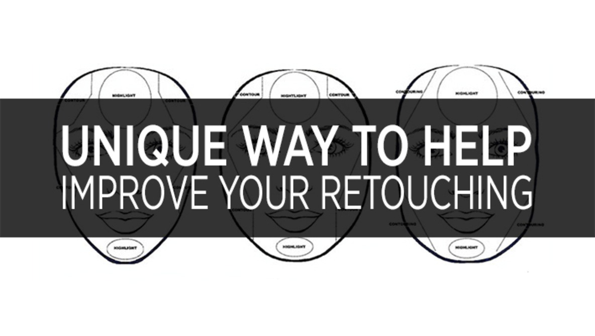 Unique Way to Help Improve Your Retouching