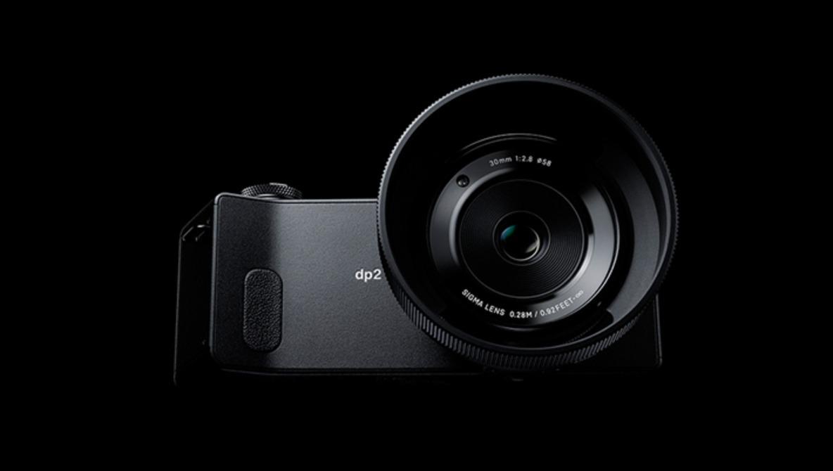 Sigma Introduces New Camera Lineup: The dp Quattro