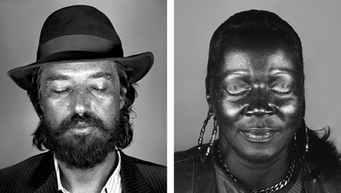 Ultraviolet Beauties: Flawed Portraits by Cara Phillips