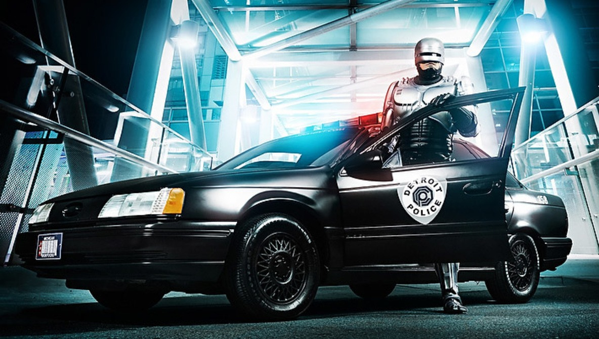 The Awesome Robocop Retouching Contest Winners