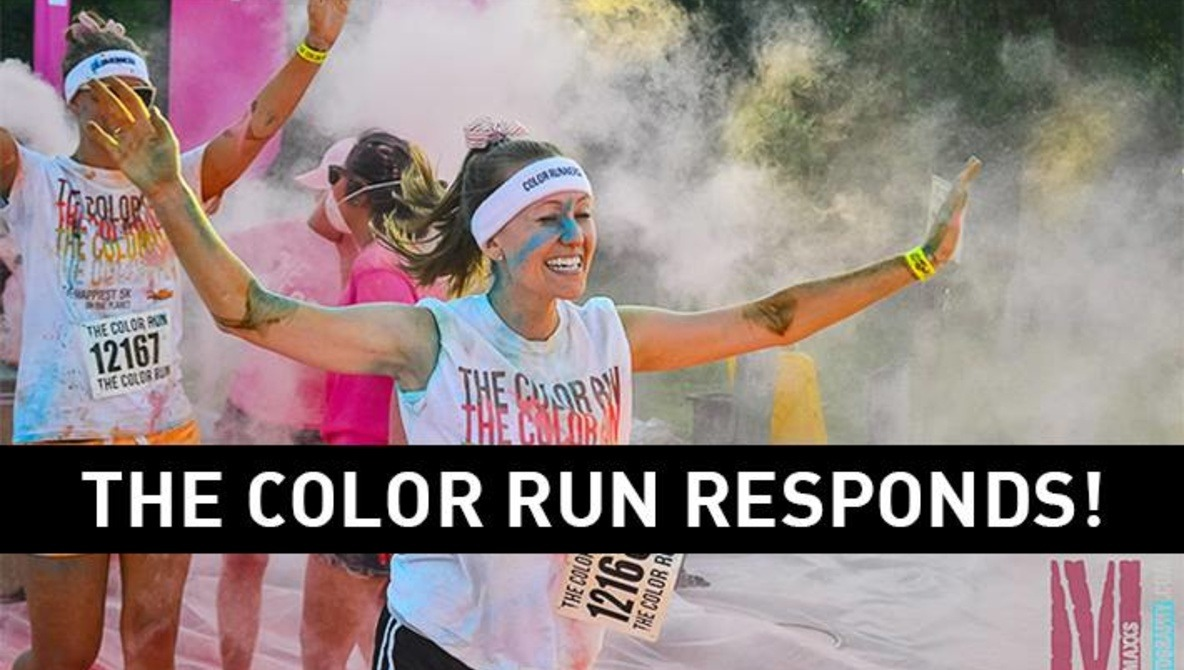 The Color Run Responds in Regards to Suing College Photographer