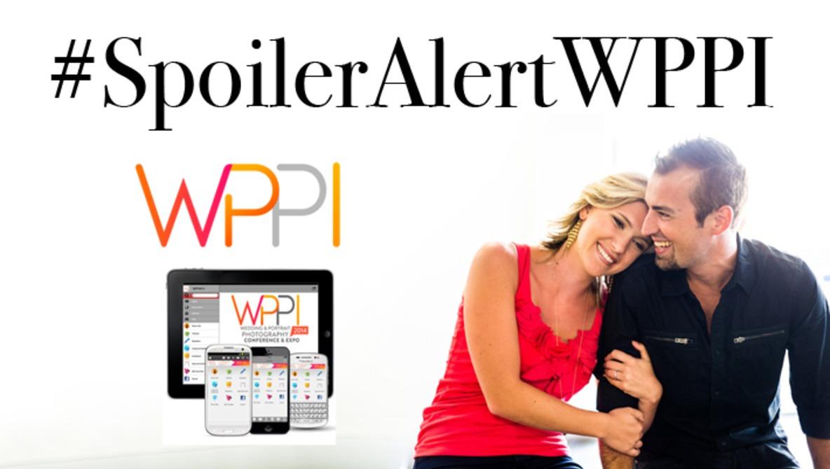 #SpoilerAlertWPPI - Share And Search Insider Tips At WPPI