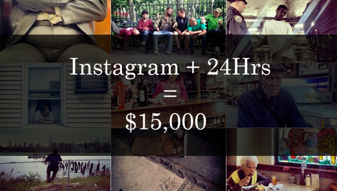 How One Photographer Made $15,000 In A Day On Instagram