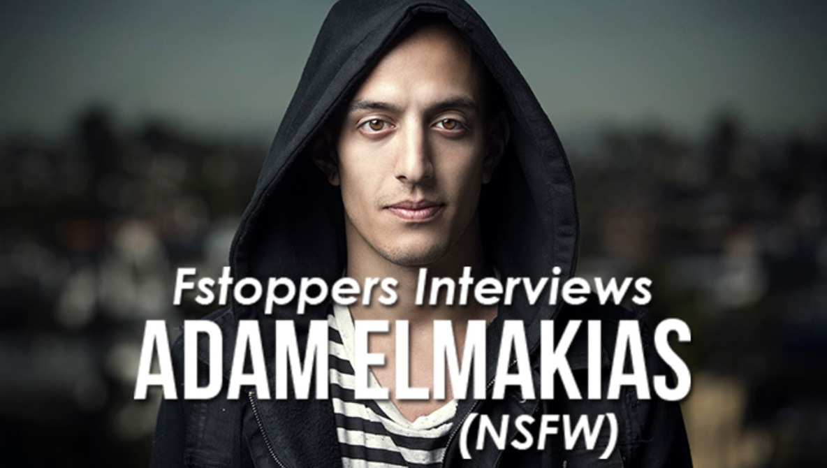 Fstoppers Interviews Photographer Adam Elmakias (NSFW)