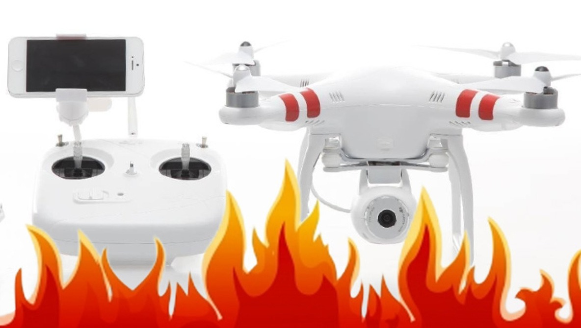 How Dangerous is Your Drone?
