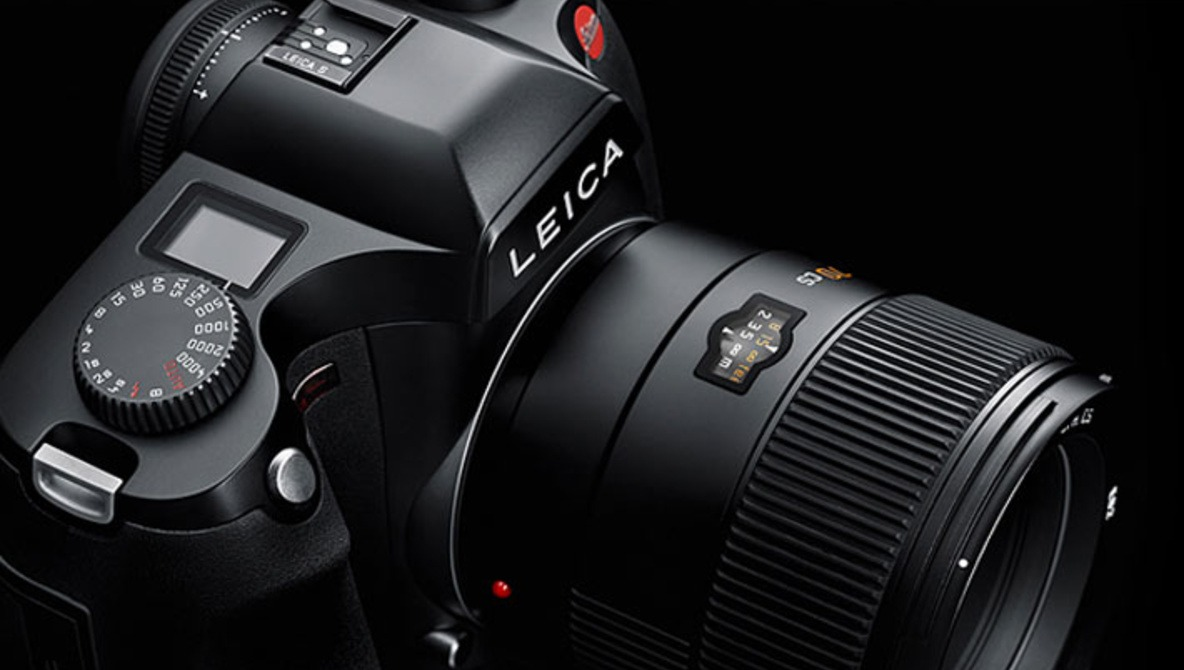 Trade In Any SLR, Upgrade to Leica S