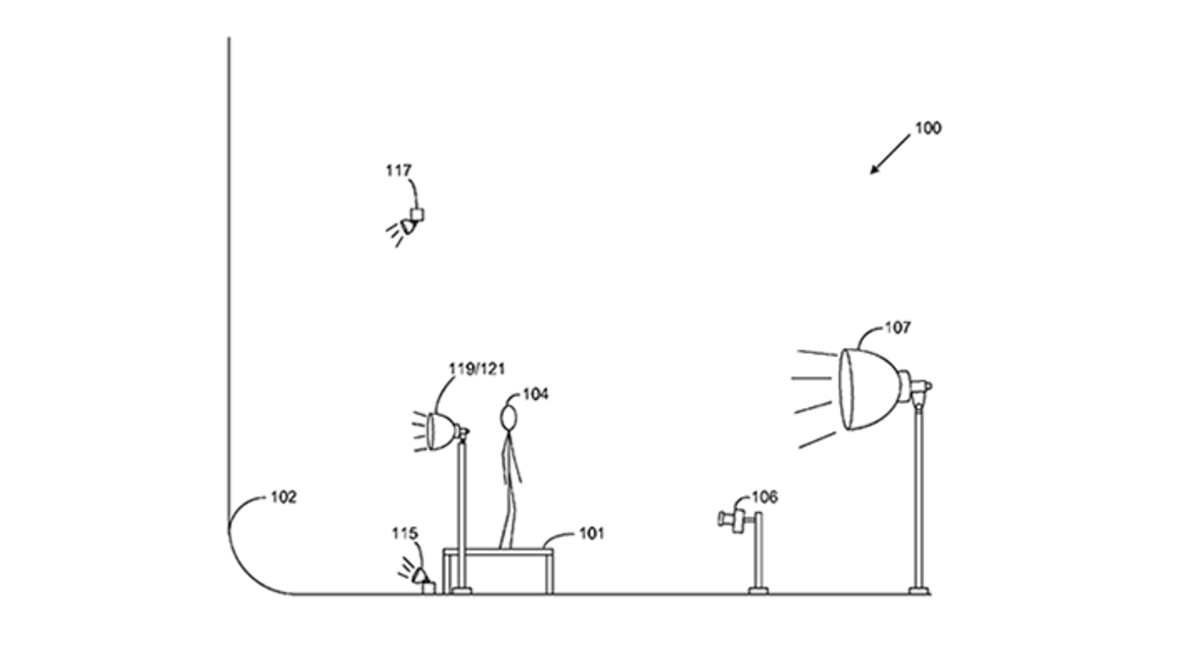 Amazon's Newest, Revolutionary Patent: White Seamless Studio Photography