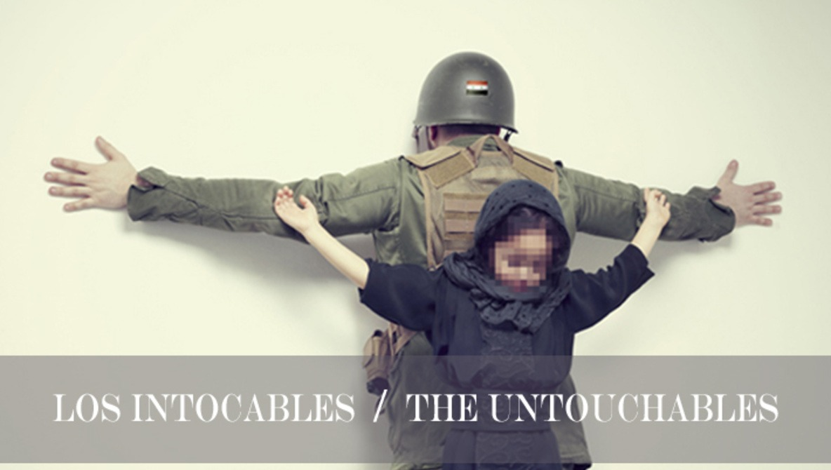 Provocative 'Los Intocables' Series Calls Attention to Horrors Faced by Children (NSFW)
