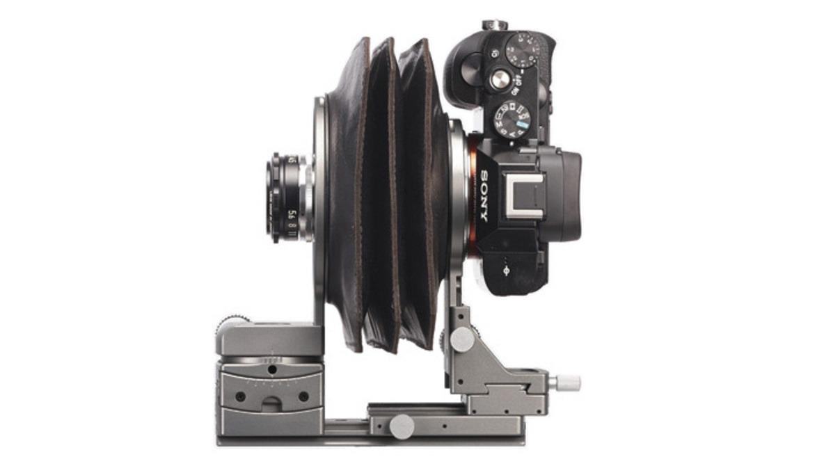 Cambo ACTUS View Camera Announced