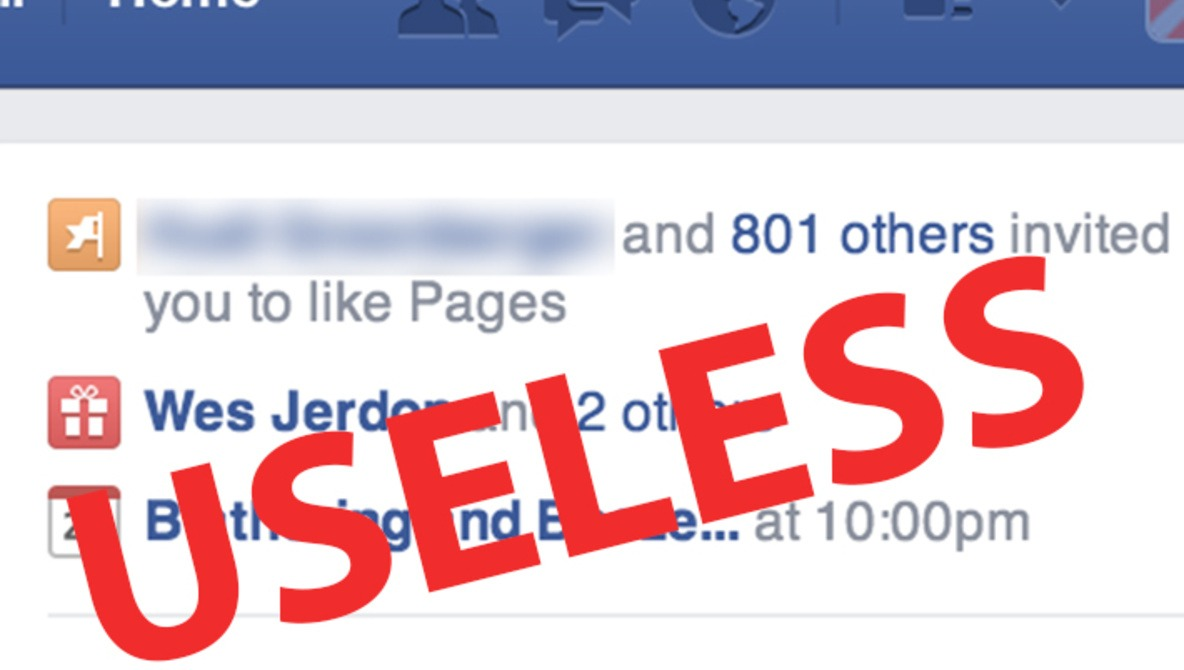 Sending Page Invites On Facebook Is Close To Useless | Fstoppers