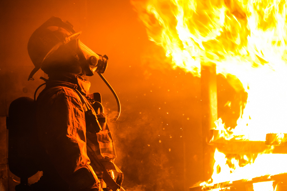 Photographing First Responders