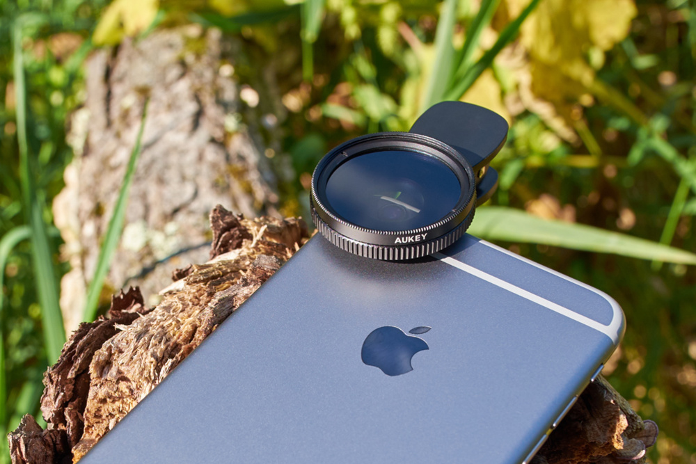 Quick Review of the Aukey Clip-on Circular Polarizing Filter for Smartphones