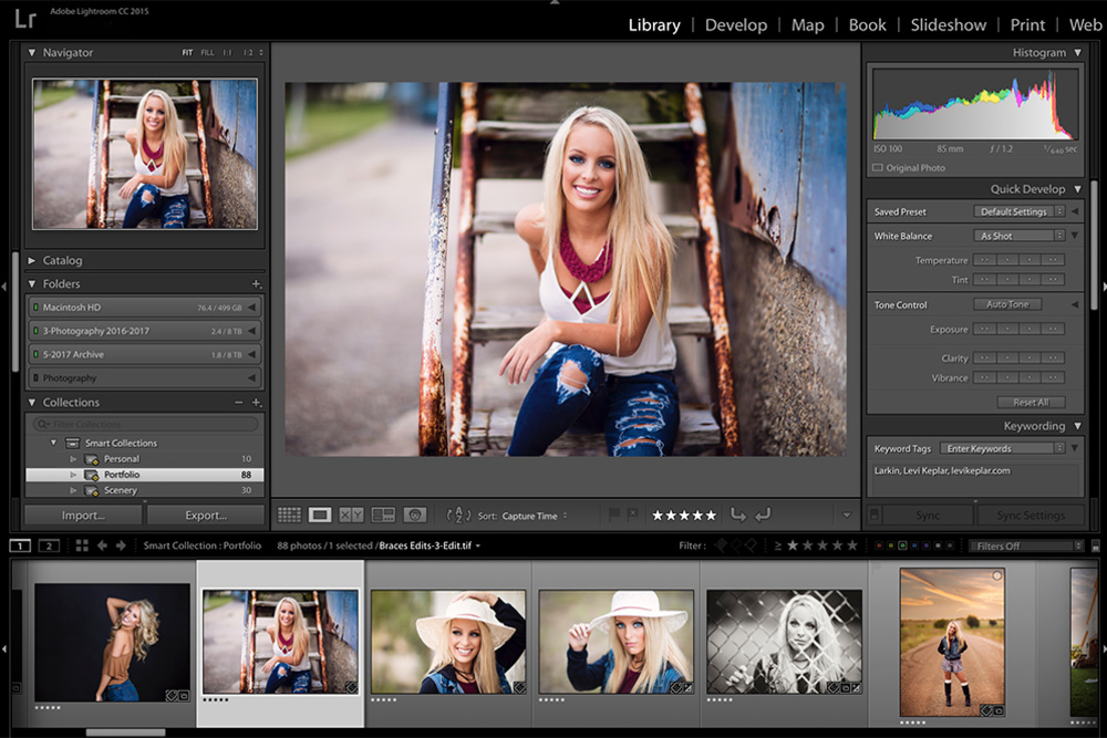 A Beginner's Guide to Adobe Lightroom: Part 1