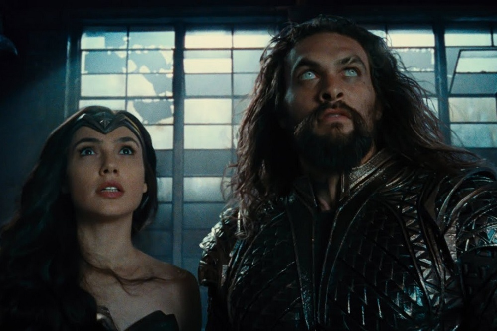 At Least 'Justice League' Had the Visuals Right