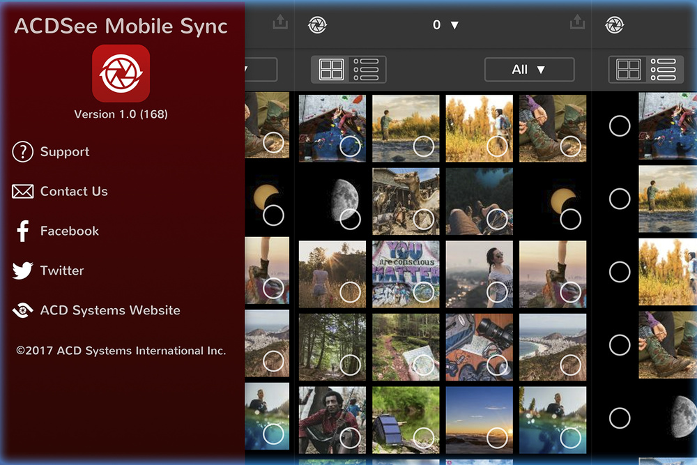 How to Transfer Files Between Your Mobile Device and Desktop With the ACDSee Mobile Sync App