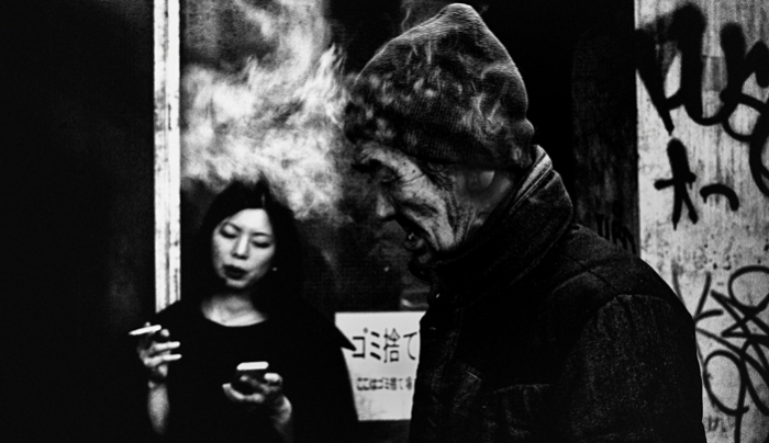 Tokyo in Black and White: The Street Photography of Tatsuo Suzuki
