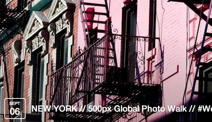 Are You Ready For The World's Biggest Photo Walk On September 6th?