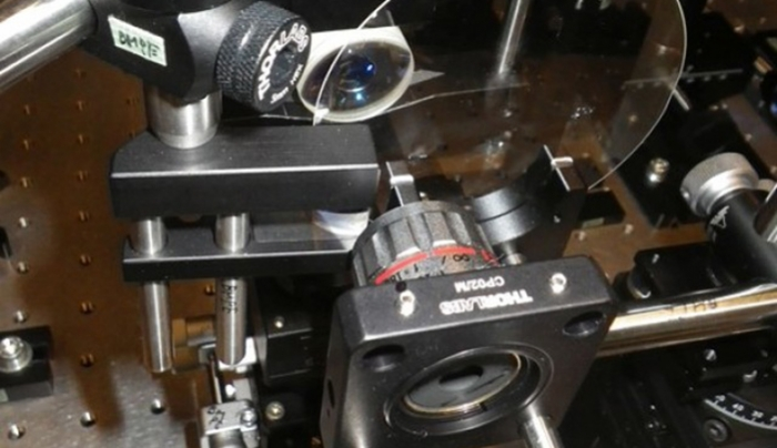 Worlds Fastest Camera Shoots At 4 4 Trillion Frames Per