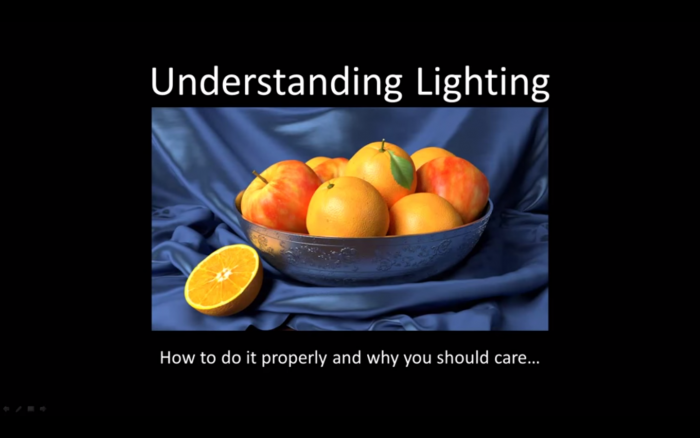 Lighting Basics - How To Do It Properly And Why You Should Care