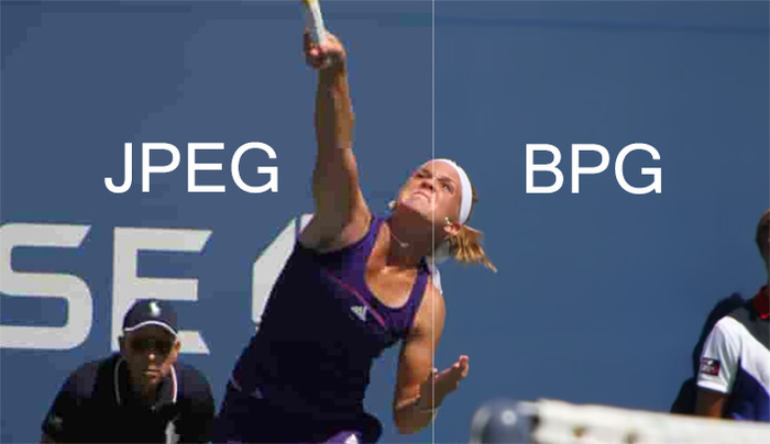 New Image Format BPG Looks To Replace The Popular JPEG