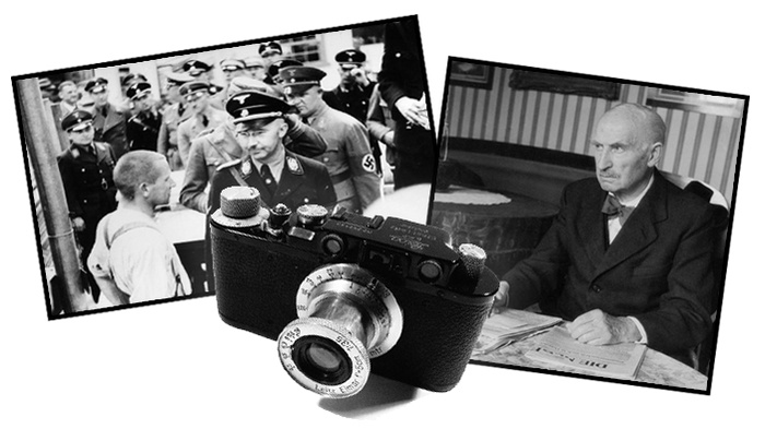 How the 'Leica Freedom Train' Saved Hundreds of Jews from the Holocaust
