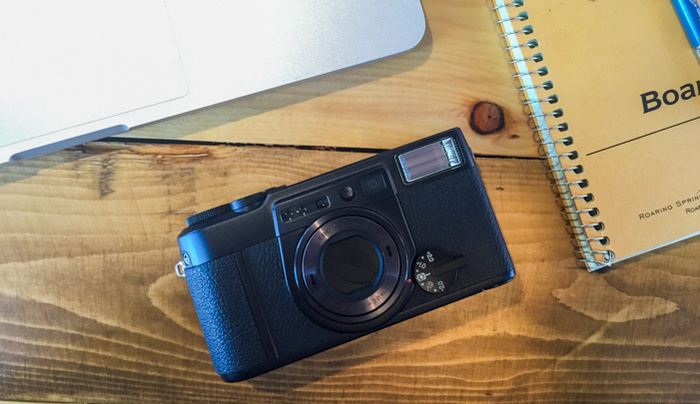 Get Thee to a Goodwill: How Buying a 35mm Point and Shoot Will Change Your Photography
