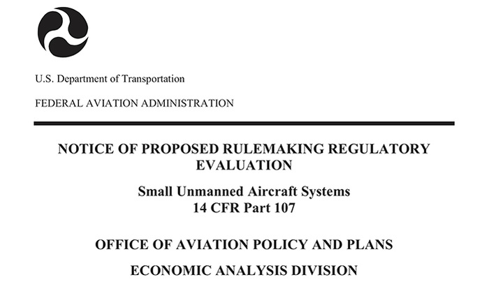 Leaked Faa Document Hints At Possibly More Lenient Drone