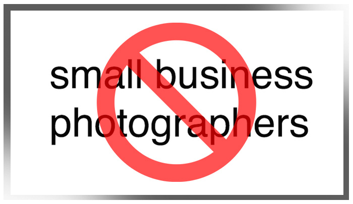 Photographer Jason Lanier Is Out to End Discrimination Against Small Business Photographers